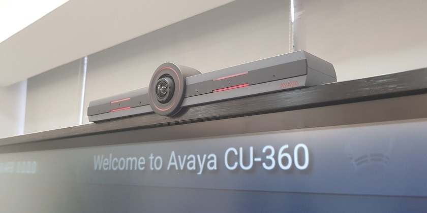 Bring Office and Remote Workers Together: Avaya Cloud Office Rooms with CU360