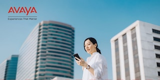 Going Mobile: Creating Experiences that Matter with the Avaya Mobile Experience