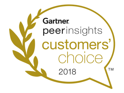 2018 Gartner Peer Insights
