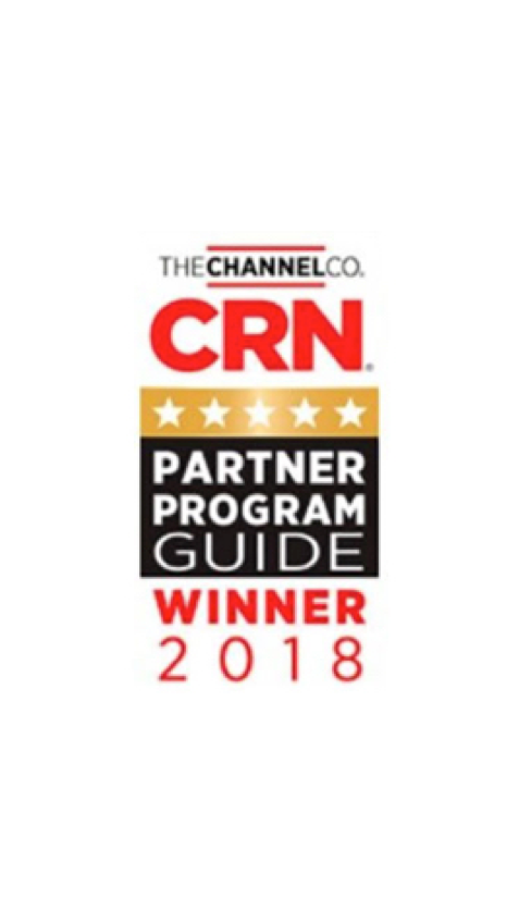 Avaya Edge 5-Star Rating in CRN's 2018 Partner Program Guide