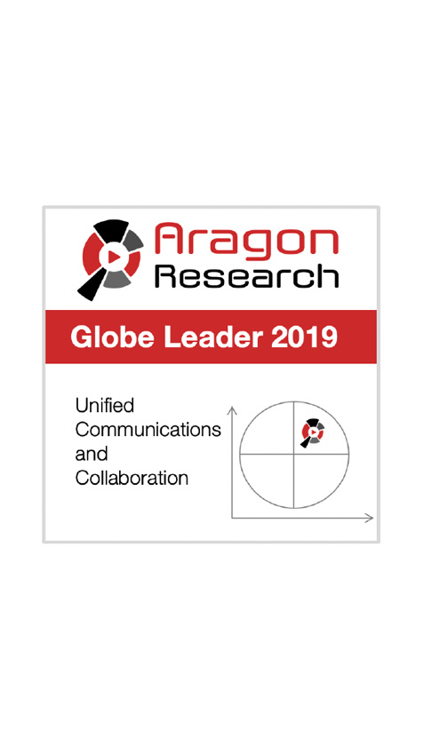 Avaya named a leader in Aragon Research Globe™ for Unified Communications and Collaboration, 2019