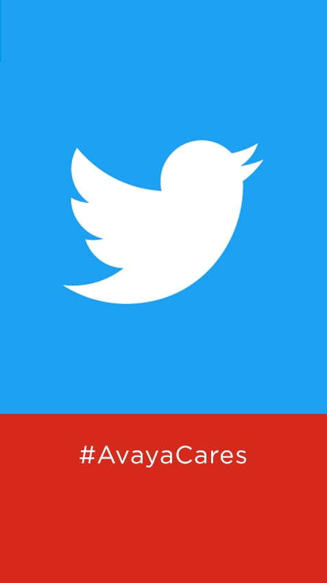 Share Your Story #AvayaCares