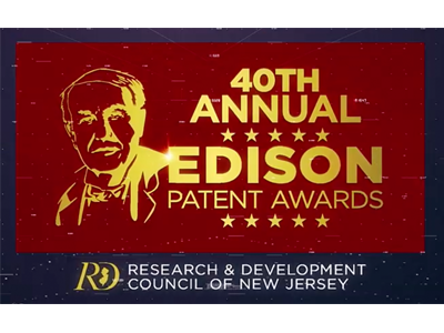 2019 Edison Patent Award Winner in Information Technology