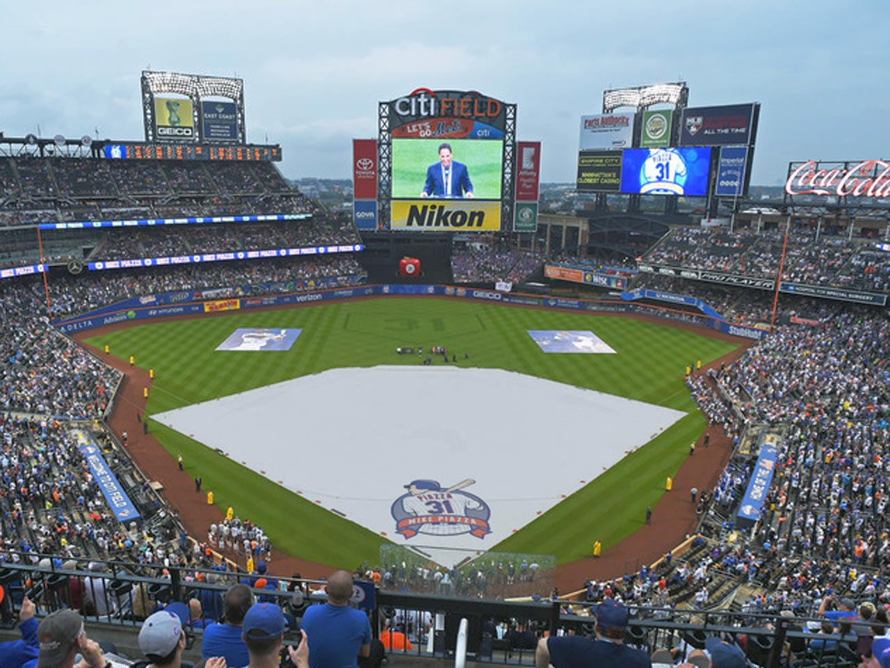 NY Mets baseball