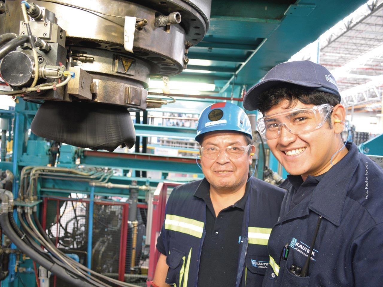 Kautex drückt bei der unternehmensweiten Zusammenarbeit ordentlich auf's Gas