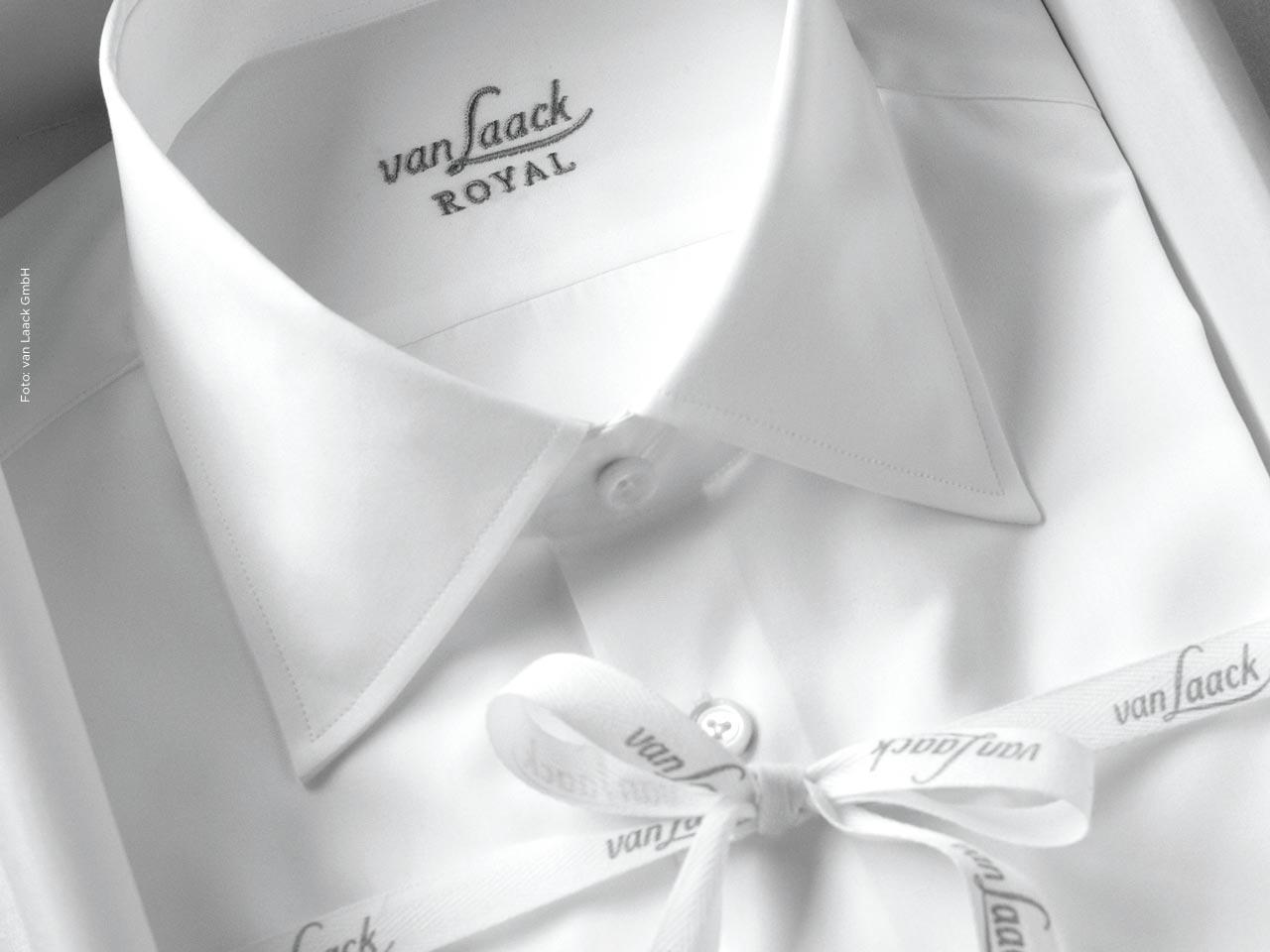 van Laack GmbH: Mit der ganzen Welt auf Tuchfühlung