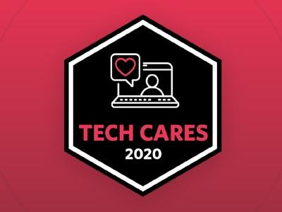2020 Tech Cares Award from Trust Radius