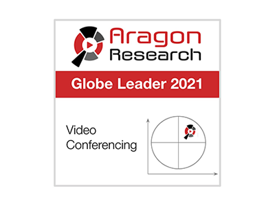 2021 Aragon Research Globe for Video Conferencing