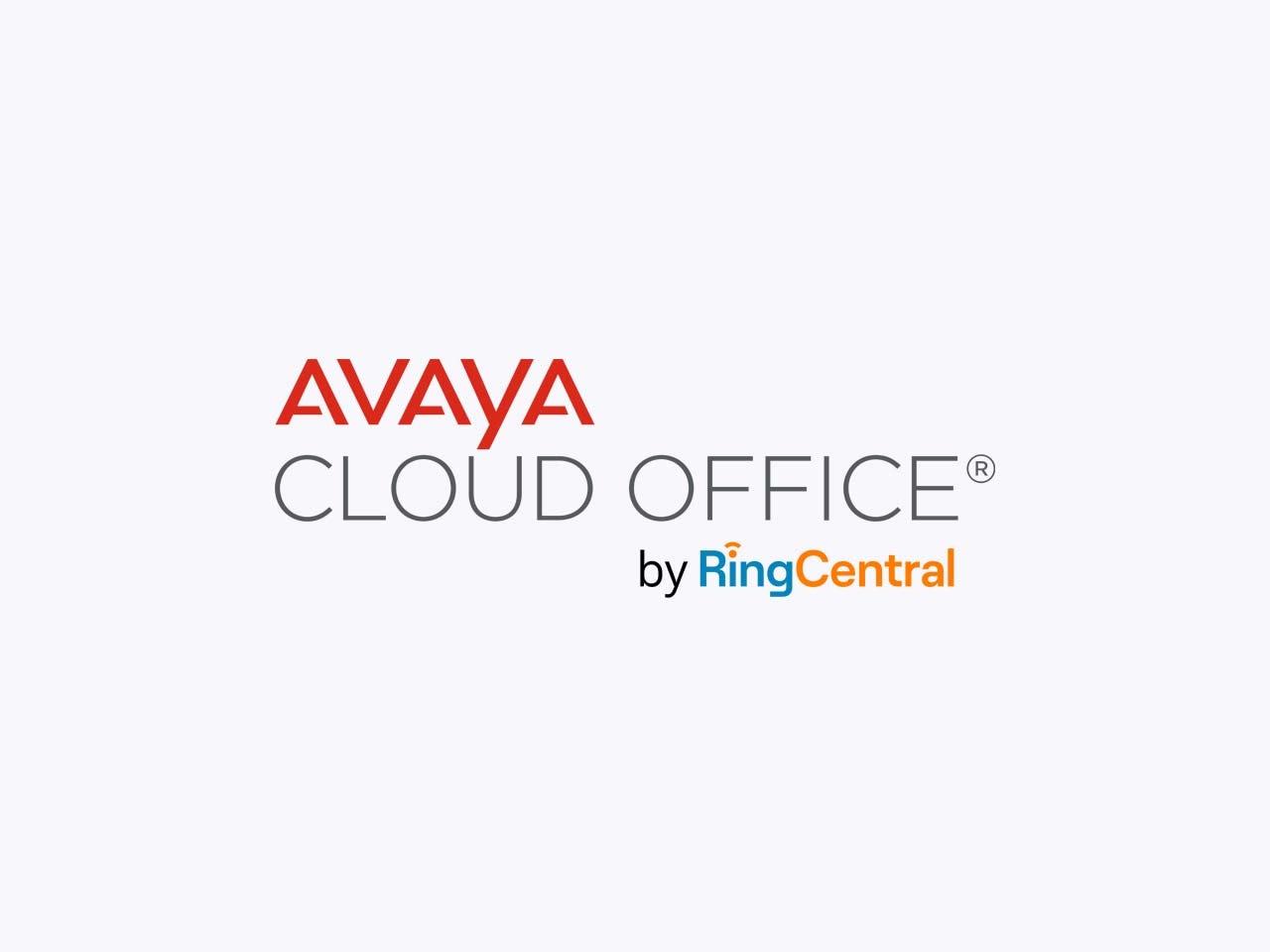 Avaya Cloud Office® by RingCentral Logo