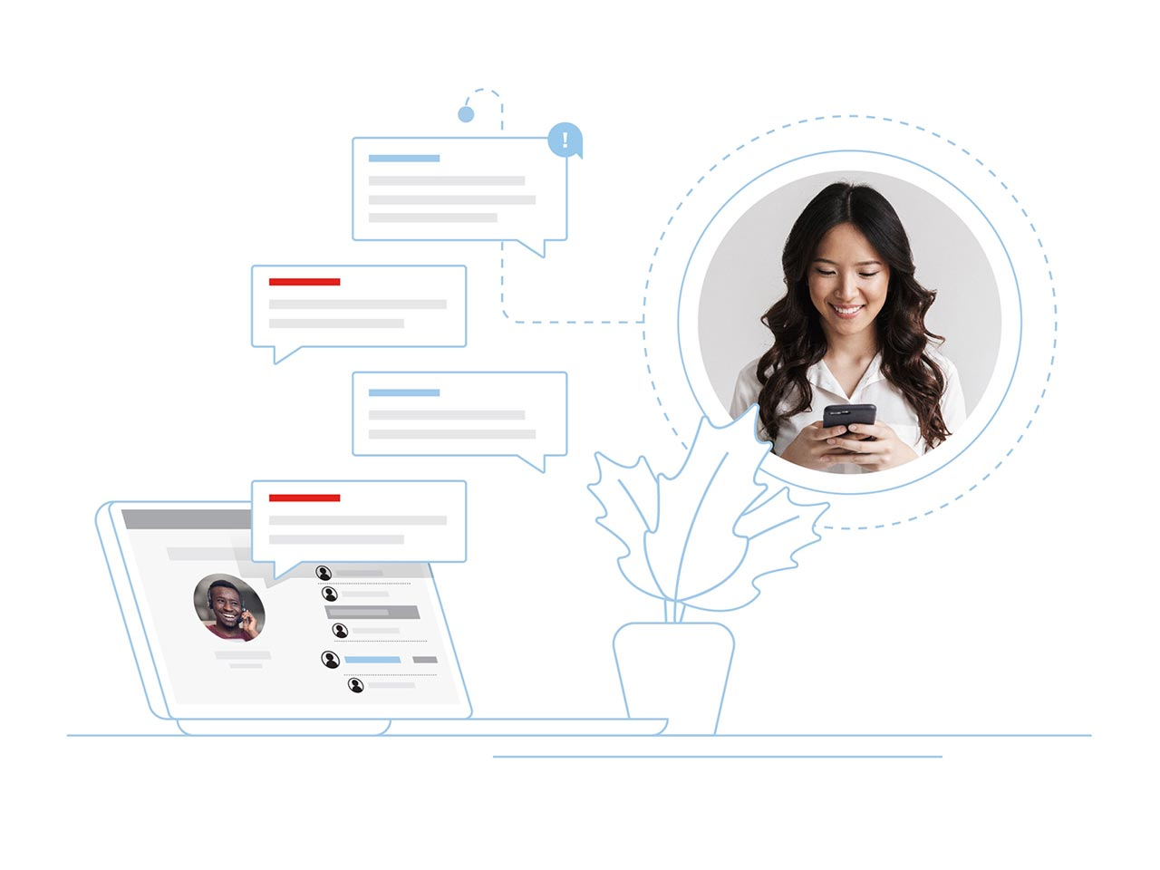 Contact Center Apps