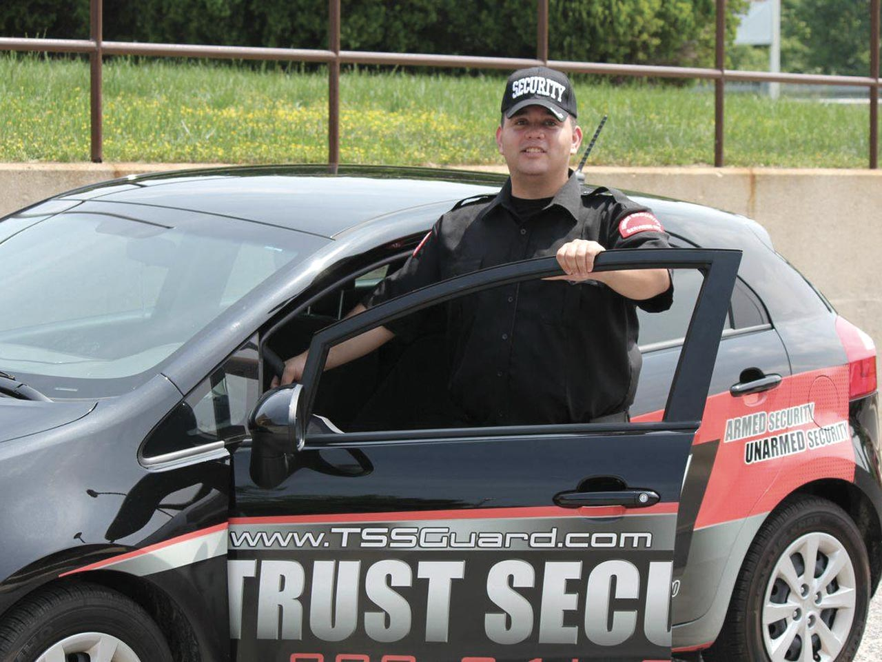 Private Security Firm Gains Competitive Edge with Powered by