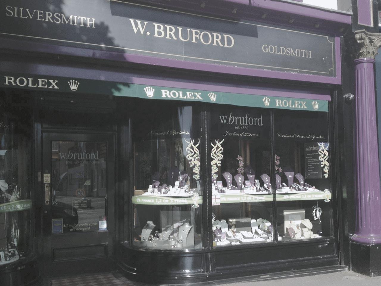 W. Bruford