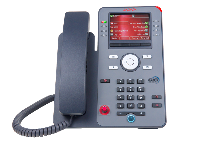 Phones & Devices | Avaya IX IP Phone J179 TSG