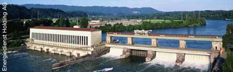 Energiedienst Holding AG: Internettelefonie trifft Wasserkraft