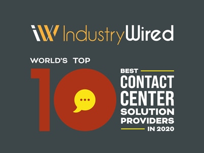 Industry Wired Magazine: World's Top 10 Best Contact Center Solution Providers
