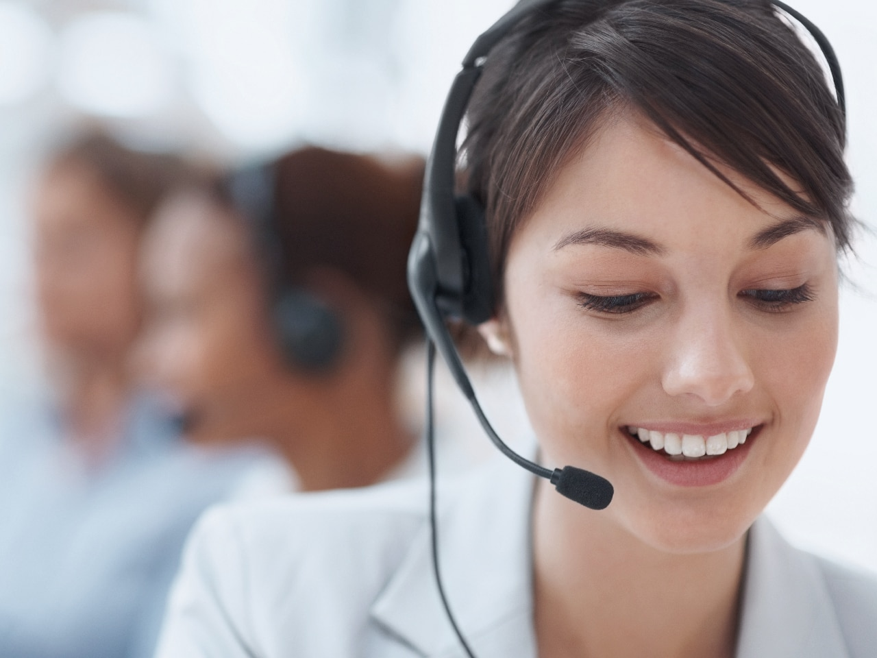 Better Agents = Happy Customers