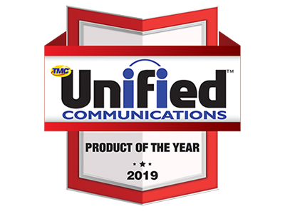 TMC 2019 Unified Communications Product of the Year